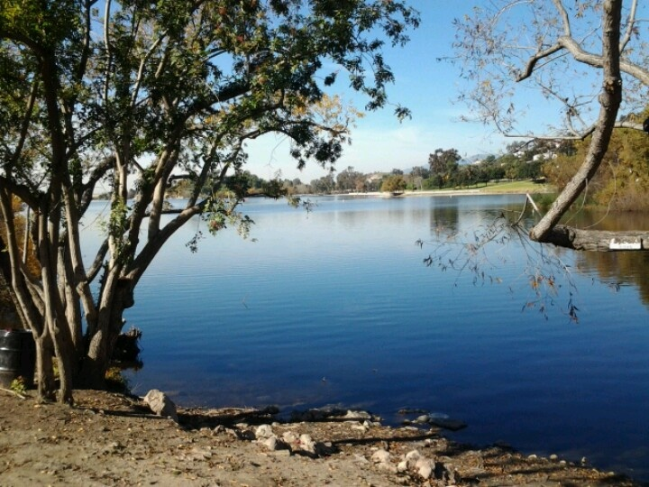 Lake san dimas pictures to pin on pinterest pinsdaddy for Puddingstone lake fishing