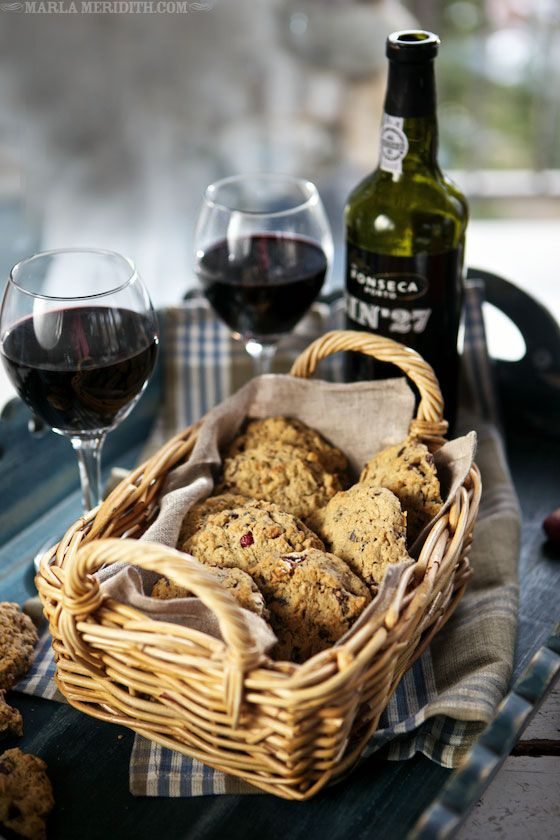 Gluten-Free Oatmeal, Chocolate Chunk & Cranberry Pecan Cookies by ...