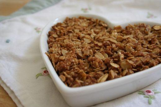 Sunday Brunch: Oatmeal Shortbread   Recipe