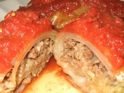 Italian Stuffed Cabbage Rolls | Now we're Cookin' | Pinterest