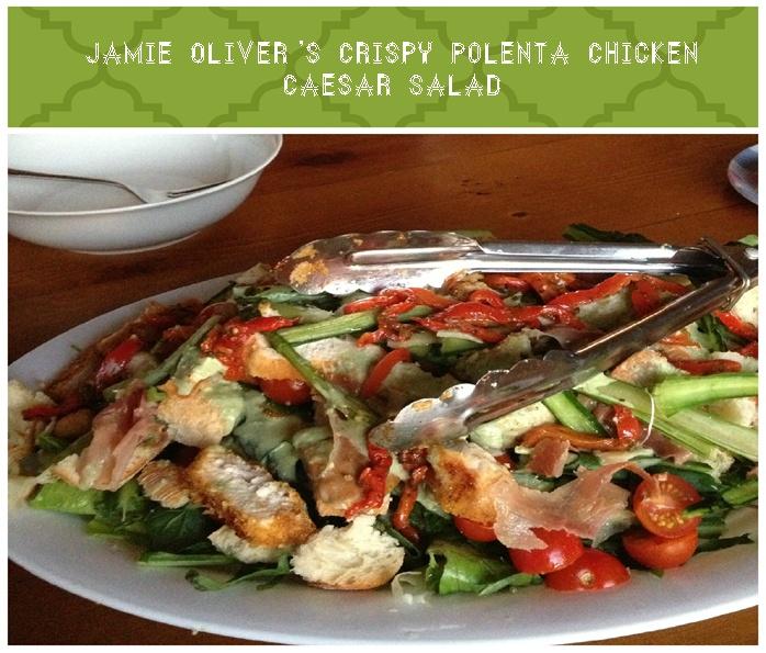 caesar salad jamie oliver sixx rezept postsstation3c. Black Bedroom Furniture Sets. Home Design Ideas