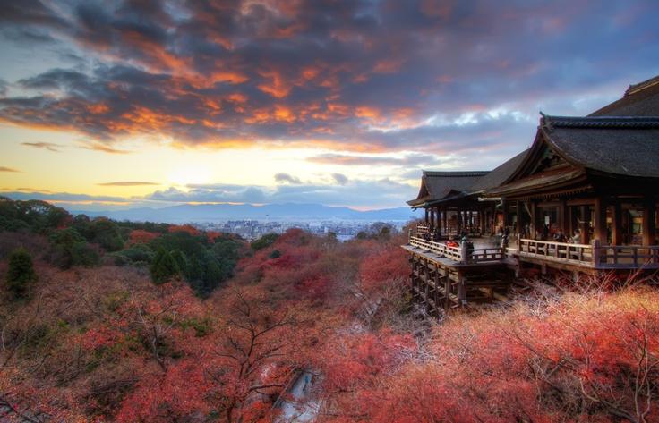 Kiyomizu ,Kyoto,Japan