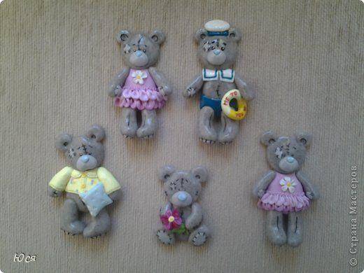 Тедди мишка своими руками