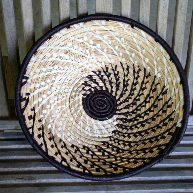 Handmade Pine Needle Baskets : Pin by dee reichert on pine needle baskets