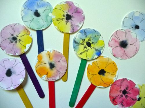 art projects for shavuot