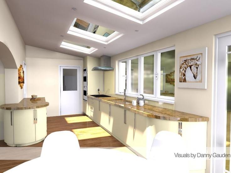 kitchen design cad sketchup interior design cad