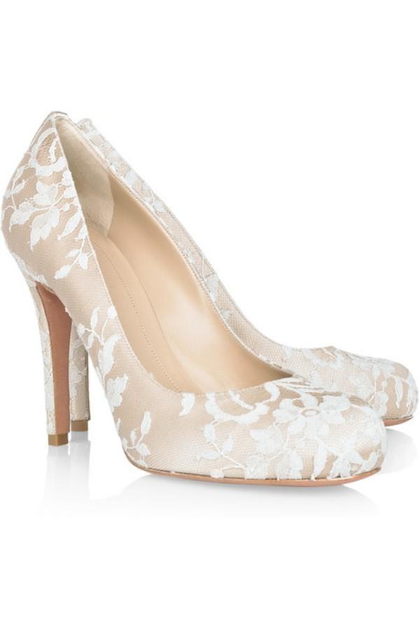 Beautiful Wedding Shoes 012 - Beautiful Wedding Shoes