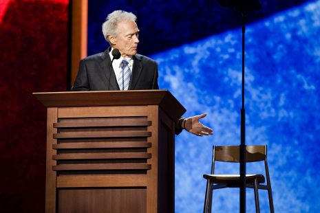 Romney Trails Clint Eastwood's Empty Chair After Convention : The New Yorker