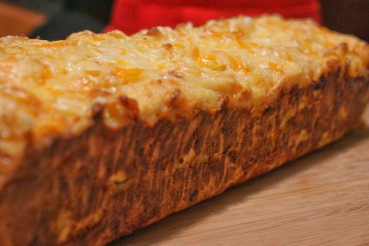 Cornbread (Pan de Maíz) | Las Recetas de la Tata | Pinterest