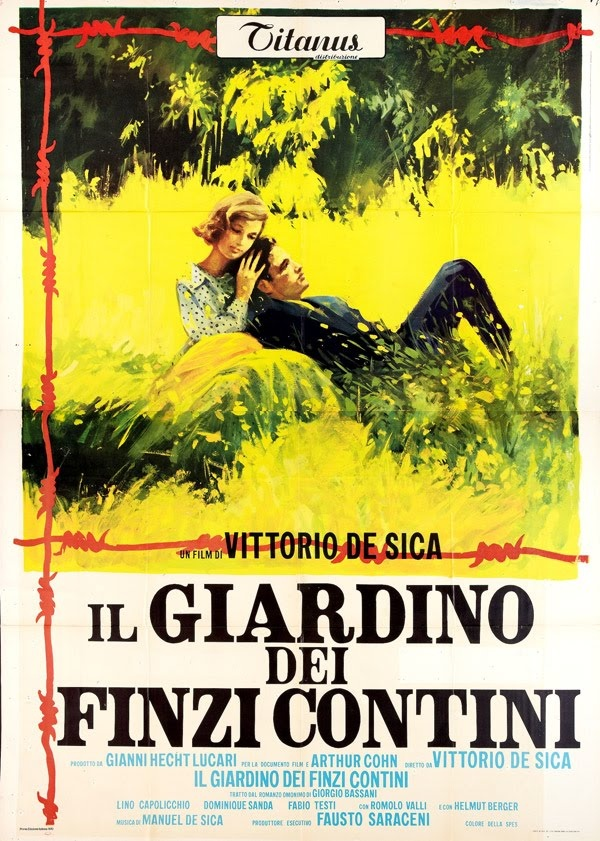 Il giardino dei finzi contini cinema italiano pinterest - Il giardino italiano ...