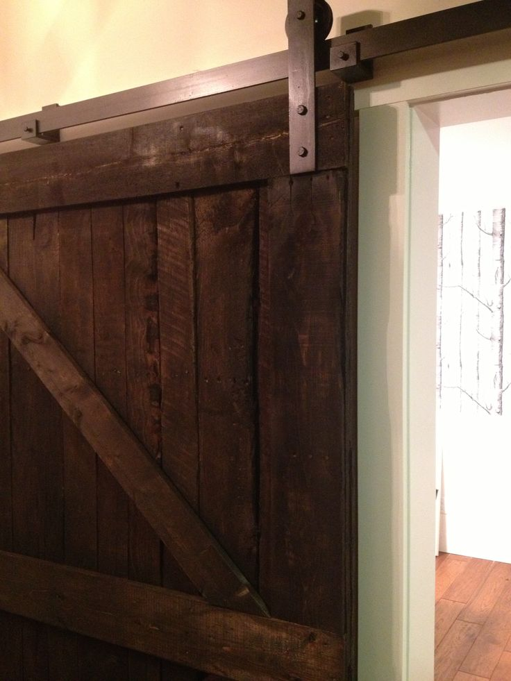 New oversized door by goatgear interior sliding barn for Oversized barn doors