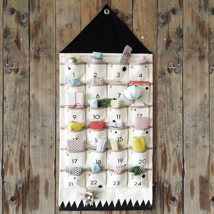 Ferm Living House Advent Christmas Calendar