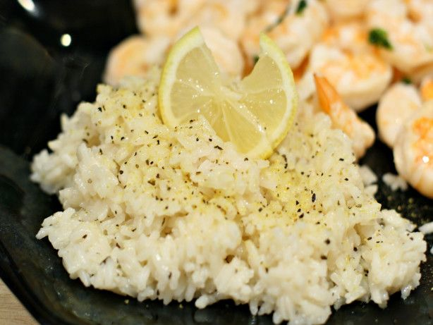 Lemon rice recipe for Rice dishes with fish