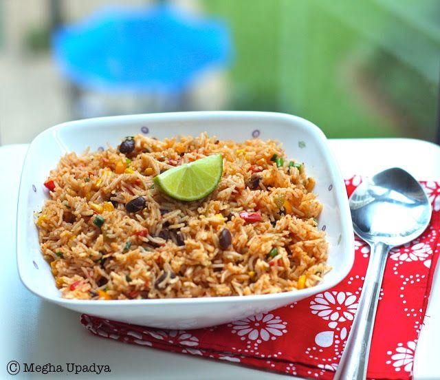 Mexican Fried Rice. | Girls gotta eat! | Pinterest