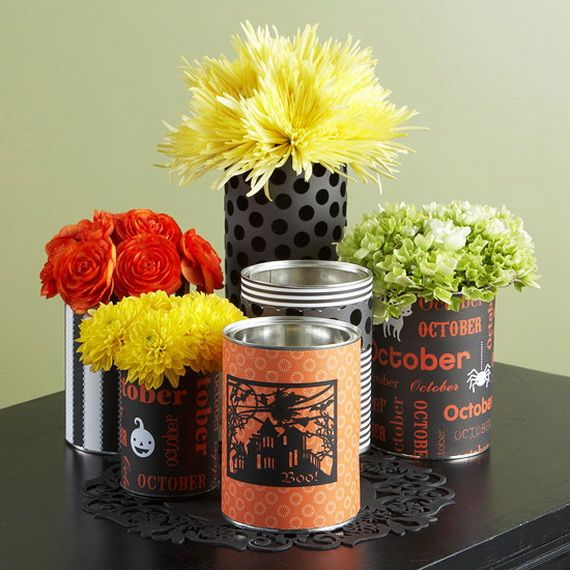 Elegant Halloween Centerpieces Decorating Ideas