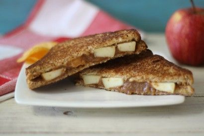 ... apple butter 1 tablespoon peanut butter ¼ cups apple sliced