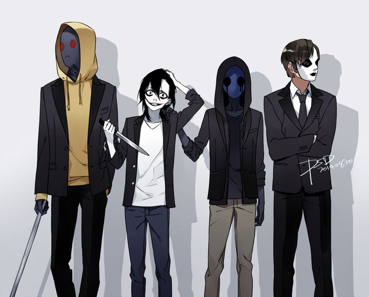 Creepypasta creepypasta pinterest hoodie eyeless jack and jeff the killer