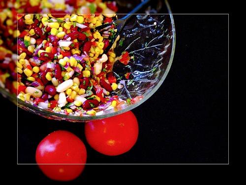 FIesta Bean Salaad | Soups & Salads & Sides | Pinterest