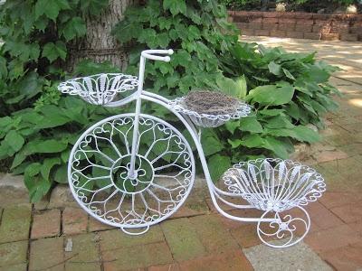 ... Garage Sale Bicycle Planter | GARDENING - CONTAINERS - HANGI
