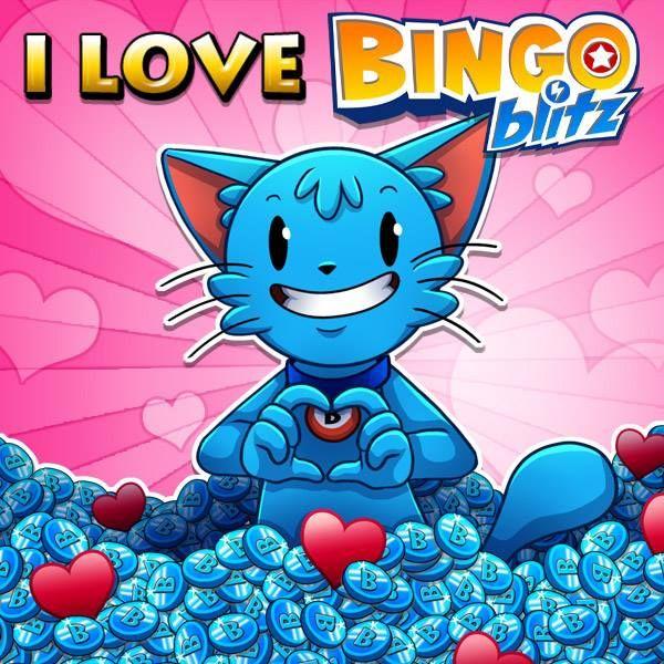 bingo blitz cat