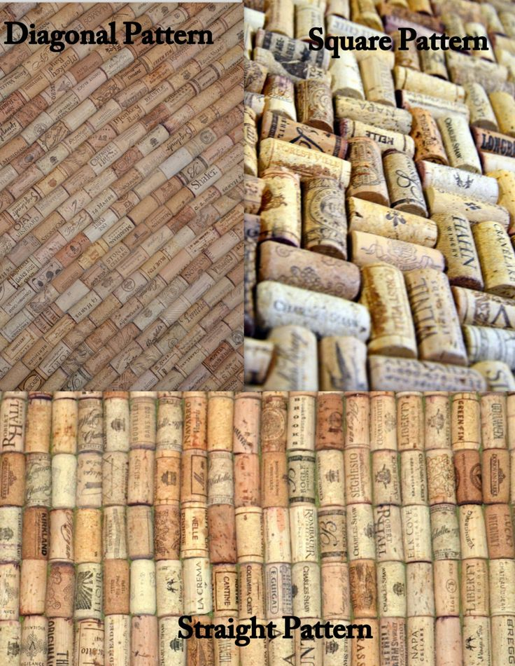 Wine cork rug made with recycled corks kitchen sink for Wine cork welcome mat