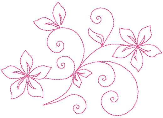 embroidery-Red Work