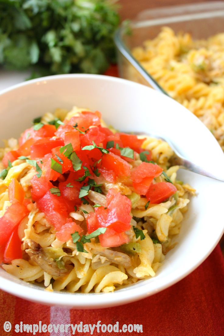 chicken fajita mac and cheese - a classic comfort food with a ...