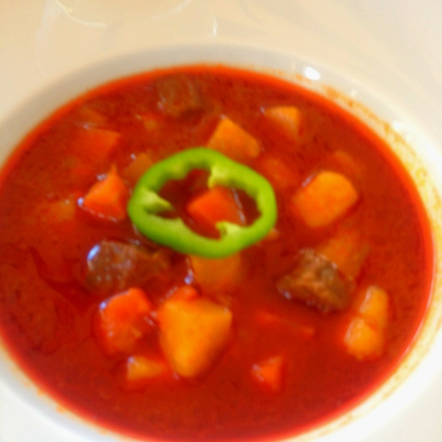 Beef goulash soup yummyy | Food Diary | Pinterest