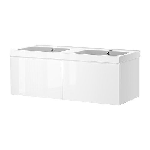Ikea Folding Table And Chairs Set ~ GODMORGON ODENSVIK Sink cabinet with 2 drawers IKEA Smooth running