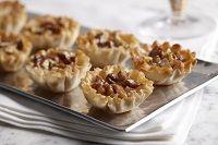 Fillo - Mini Pecan Pies in Phyllo | Yumm! | Pinterest