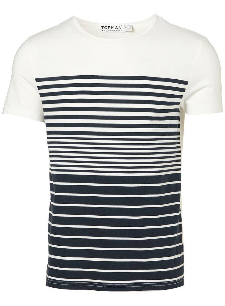 printed pattern on topman shirt
