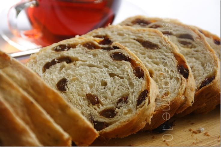 Raisin Bread | Foods I Love | Pinterest