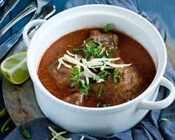 Nihari (Indian Beef Stew) - I find it very strange that there is a ...