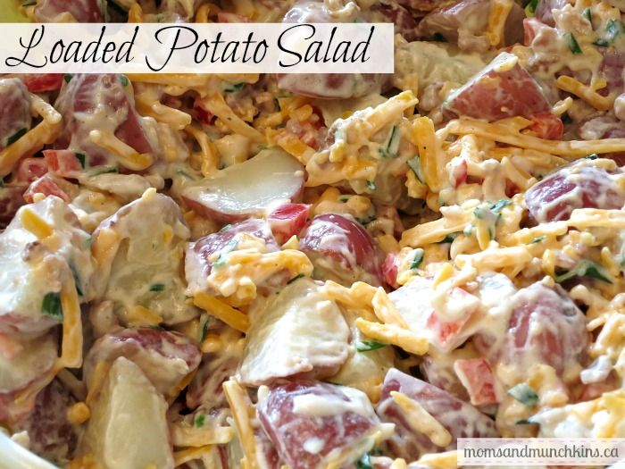 Loaded Potatoes
