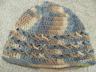 Crochet Stitches Tr : Favorite Beanie (tr cross stitch) Crochet Ear Warmers, Hats & Headb ...