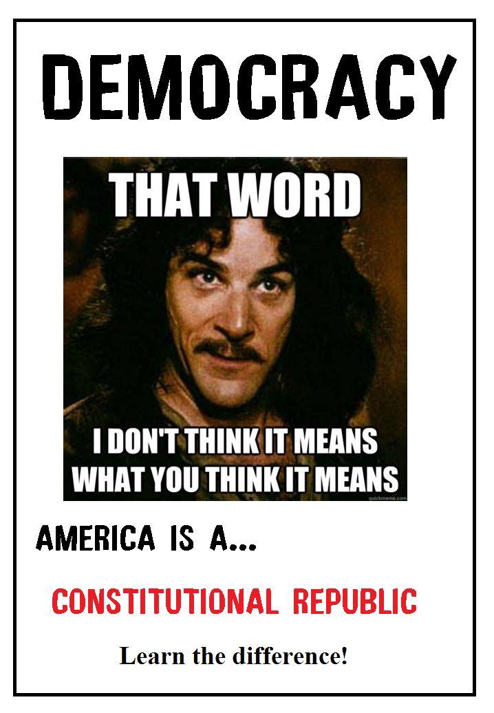 think democracy
