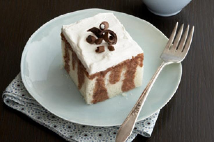 Chocolate Tres Leches Cake | Tres Leche | Pinterest