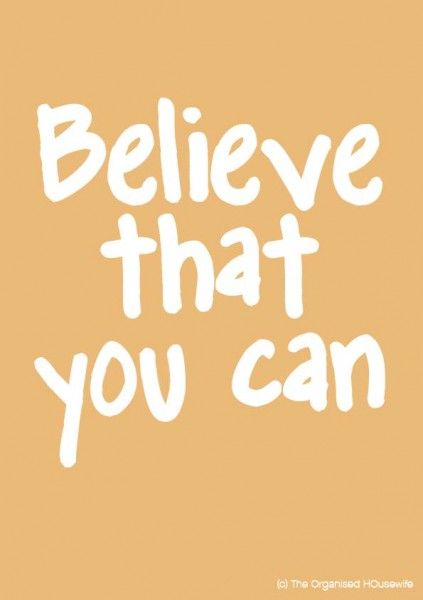 Yes you can. You can do ANYTHING you believe in, dream of, want to do.  You are UNSTOPPABLE! Take it one step at a time, trust yourself and BELIEVE!