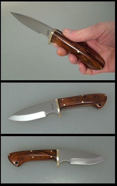 Охотничьи ножи и их изготовление в домашних условиях
