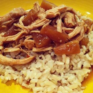 Crock Pot Pineapple Chicken | Yum! | Pinterest