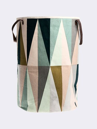Cute Laundry Bags - Stylish Laundry Bags for College - House Beautiful