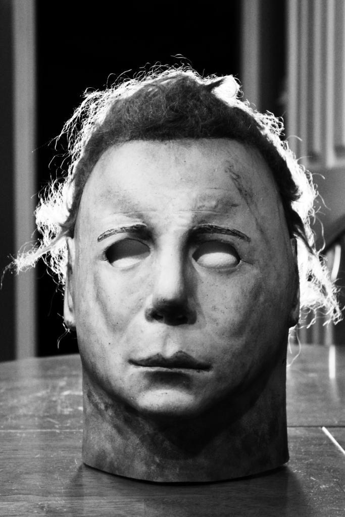 Michael Myers mask | Movies - Halloween (1978) | Pinterest