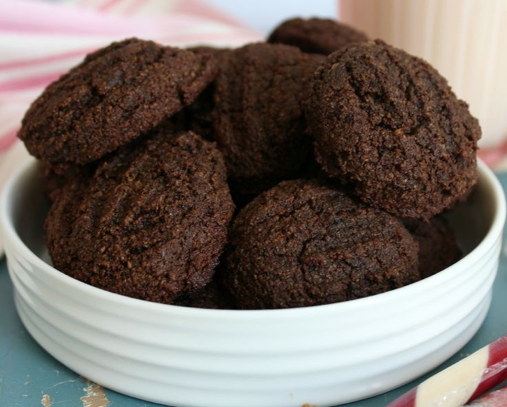 Double Ginger Chocolate Cookies | Paleo Recipes | Pinterest