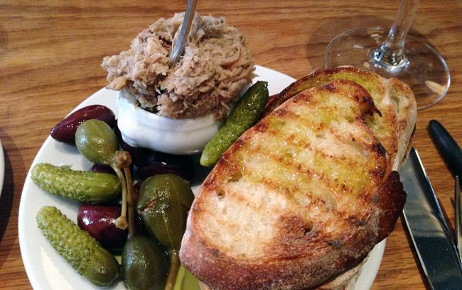 Duck Rillettes at Buvette | Eat NYC: Food | Pinterest