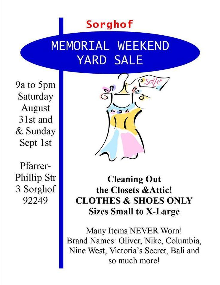 memorial weekend sales sears