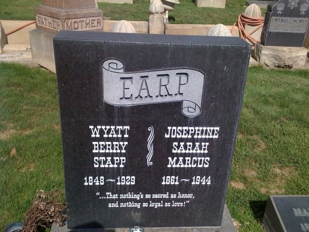 Wyatt Earp Historical Beauty Pinterest