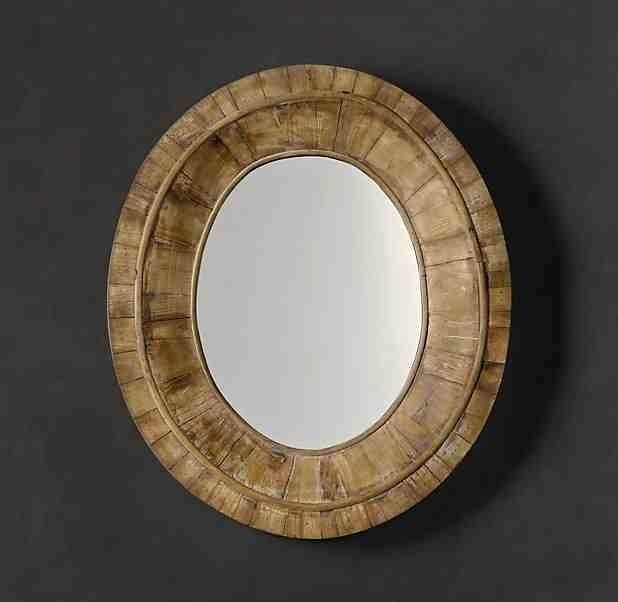 New Astoria Mirror With Tray