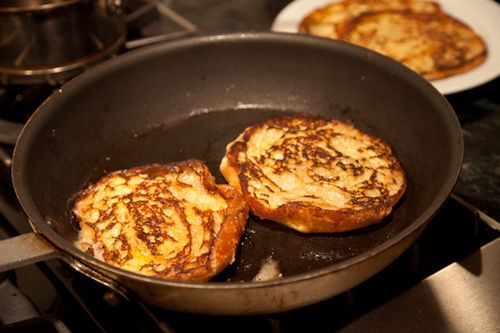 Croissant French Toast | Recipe