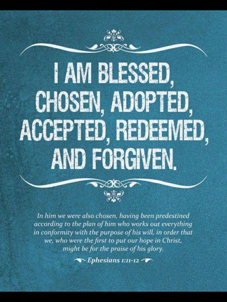 Ephesians 1:11-... Ephesians 1:11