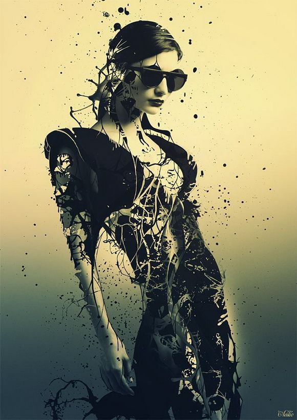 Digital art selected for the Daily Inspiration #1215